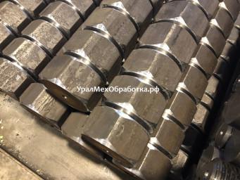 Изготовление Гайки М42, сталь 09Г2С