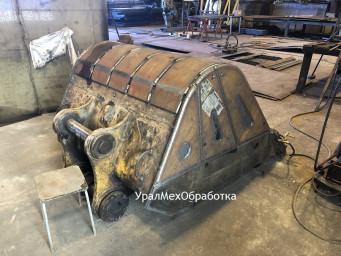 Изготовление ковшей экскаватора 1 куб