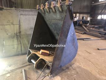 Изготовление ковшей экскаватора 1.5 куба