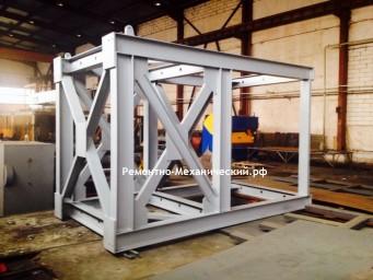 Металлоконструкции нефте-газо оборудования