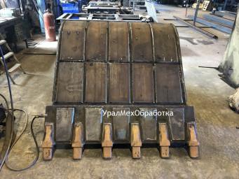 Изготовление ковша экскаватора 1.5 куба