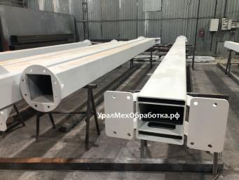 Изготовление конструкций металлических