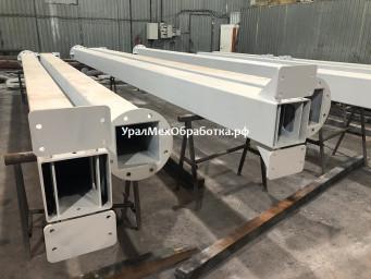 Производство конструкций металлических