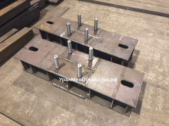 Балка Б35-4-30 производство