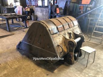 Изготовление ковшей для экскаватора 1.5 куба